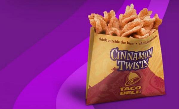 Taco Bell Cinnamon Bites