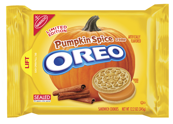 Image result for pumpkin oreos