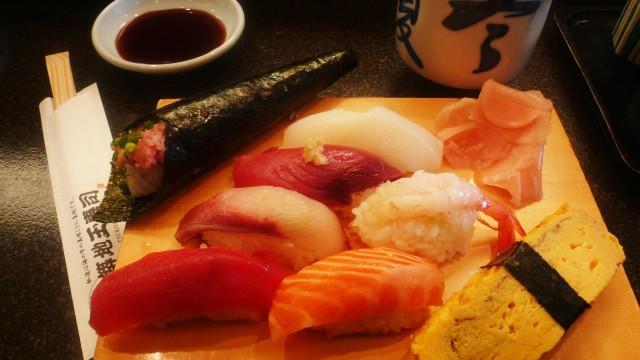 sushi-salary