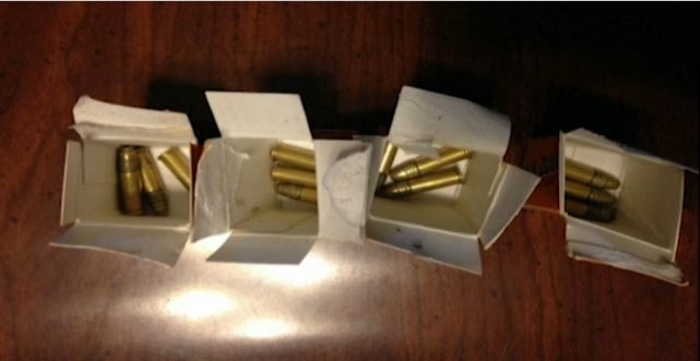 bullets candy