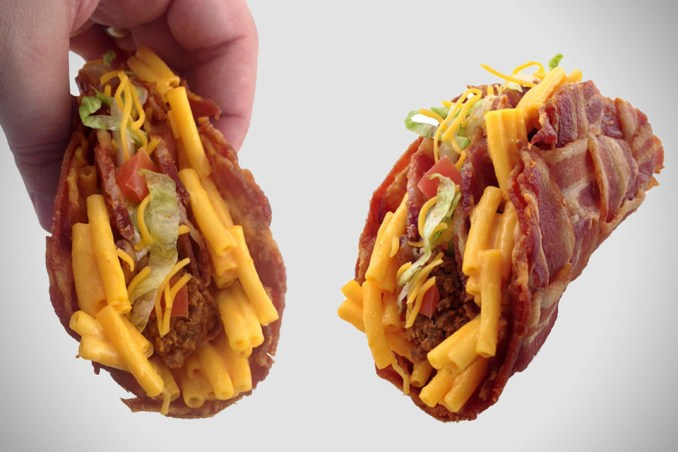 11 Already Great Foods That Get Infinitely Better With Bacon