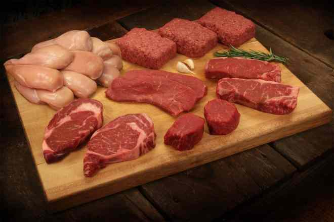 crossfit-approved meat