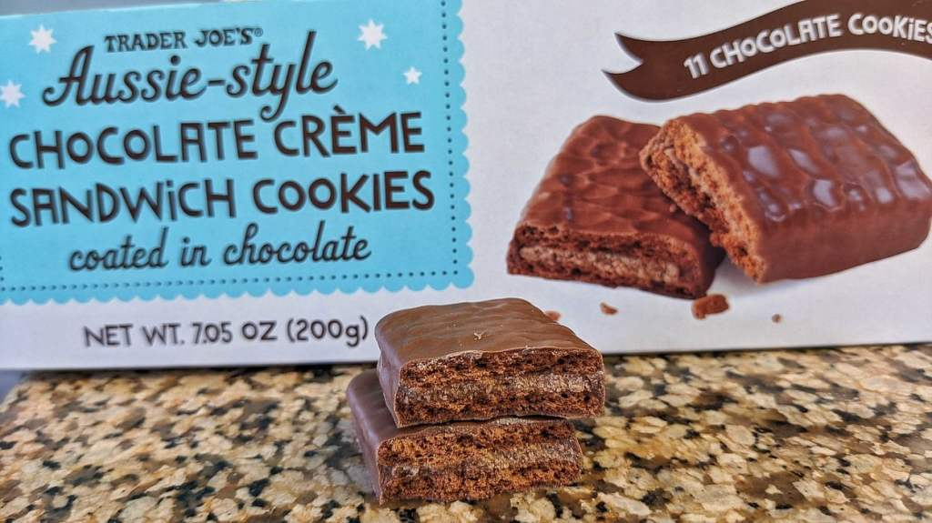 Trader Joe's Launches Their Version Of TIM TAMS, An Iconic Aussie Snack