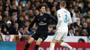Adrien Rabiot - free player card in UCL