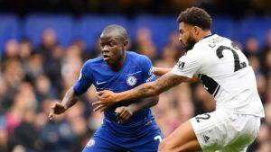 N Gole Kante - Chelsea vs. Fulham