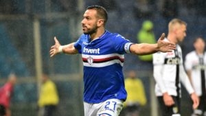 Fabio Quagliarella (Sampdoria) - one of Serie A's top striker and one of the top picks from our fantasy football scout