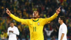 Robinho - the former Brazil internaitonal is one of the players chosen this week by our fantasy football scout