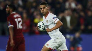 Ben Yedder - Sevilla player, a highlight of the Fantasy La Liga in FootballCoin
