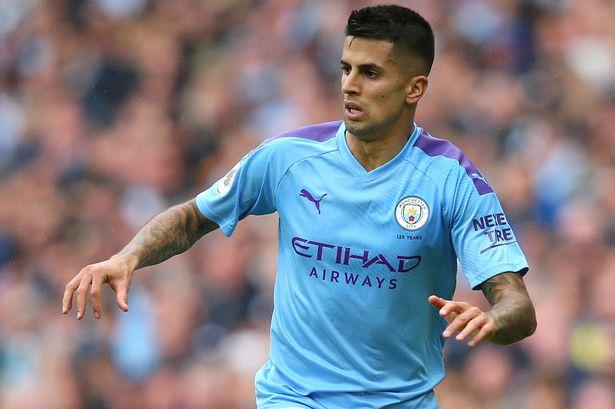 Joao Cancelo Manchester City 2020, Pep Guardiola tactics 2019/20