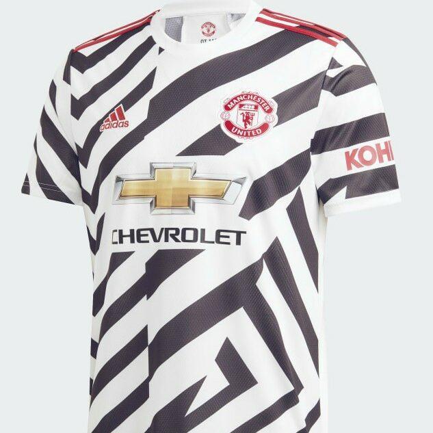 manchester united kit football premier league 2020 2021