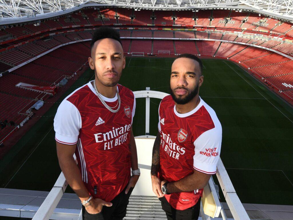 arsenal kit football premier league 2020 2021