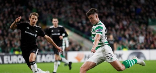 Image result for kieran tierney cross