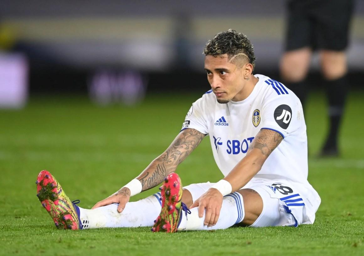Raphinha was threatening but wasteful in frustrating Leeds draw vs Arsenal  | FootballFanCast.com