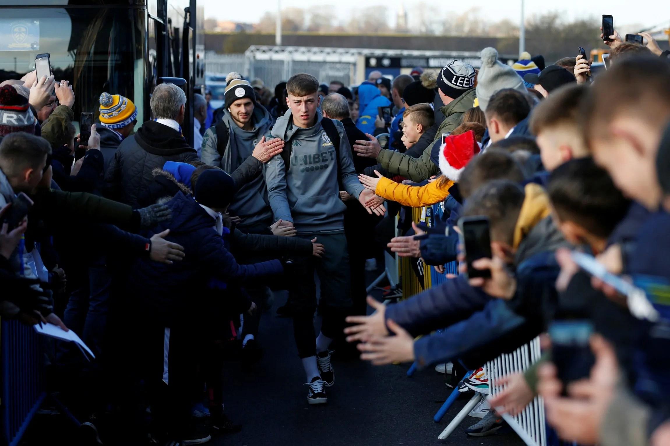 How Leeds discovered Jack Clarke 2.0