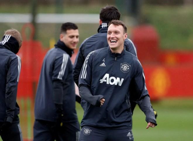 Man Utd must sell Phil Jones in January