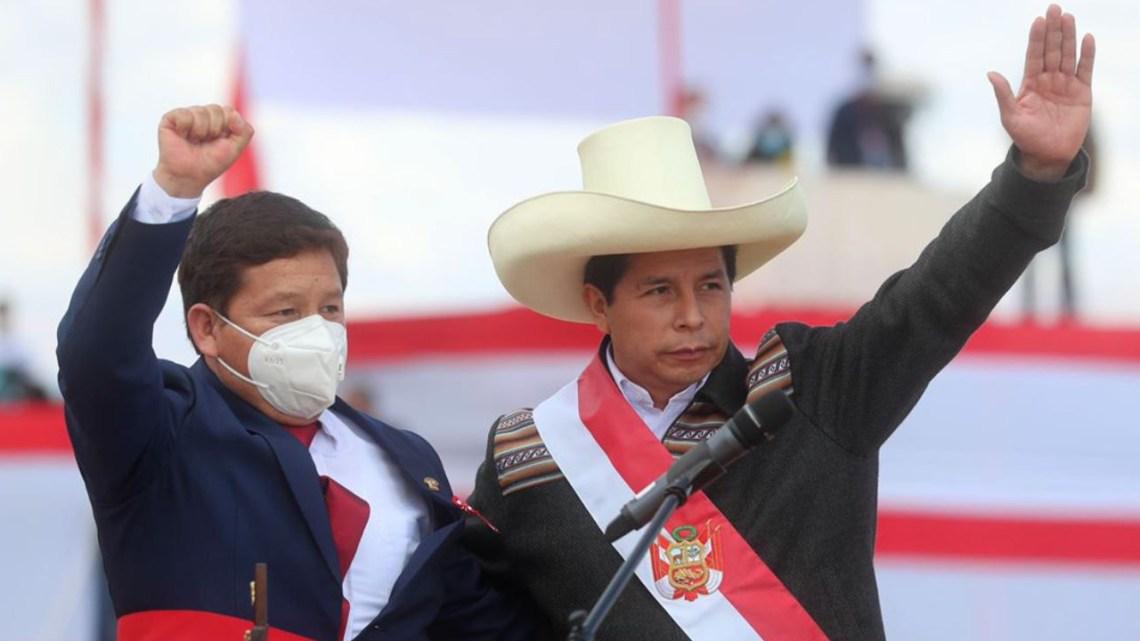 Jefe de gabinete de Castillo es investigado por apología al terrorismo