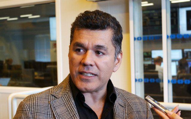 Ildefonso León, doctor por la Universidad Autónoma de Sinaloa.