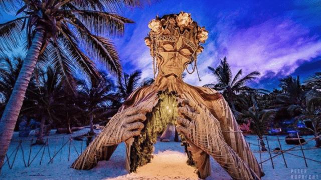 Tulum celebra la sustentabilidad, la cultura y el arte