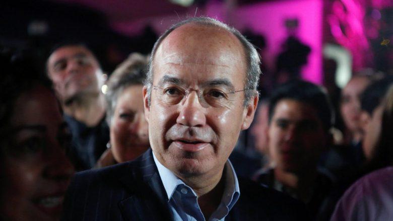 Calderón defiende 'puentes' ante iniciativa de AMLO para quitarlos ...