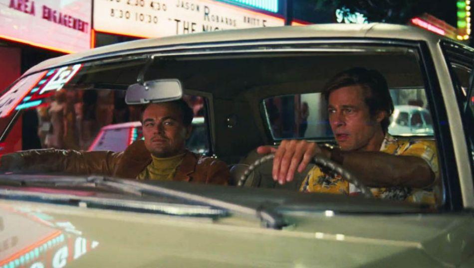 Érase una vez en Hollywood Tarantino