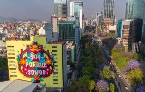 Resultado de imagen para murales limpiar aire
