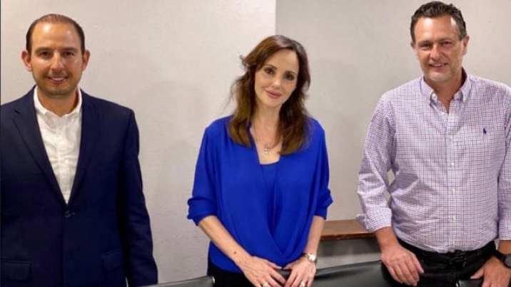 Tras dejar Morena, Lilly Téllez se incorpora al PAN • Forbes México