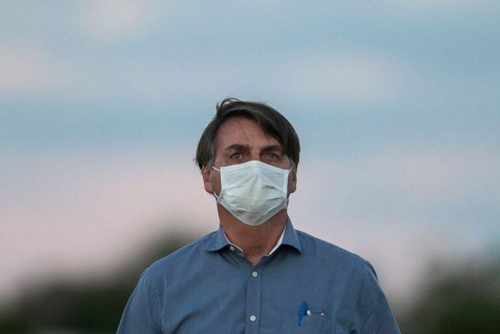 Jair Bolsonaro Tests Positive for Coronavirus COVID-19