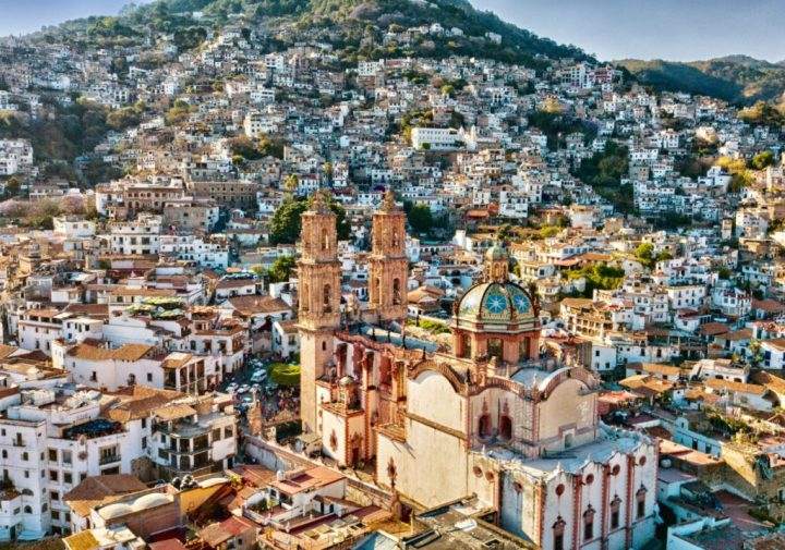 Pueblos Mágicos Taxco