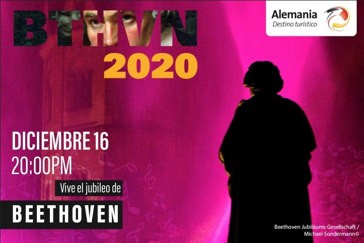 Beethoven concierto virtual