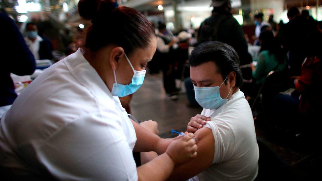 Vacunacion Covid-19 profesores 2