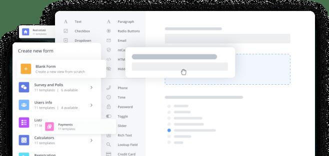 Plugin dan Form Builder WordPress