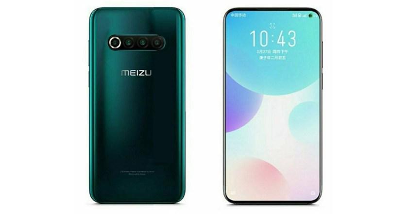 Thông tin Meizu 17 (ảnh 5)
