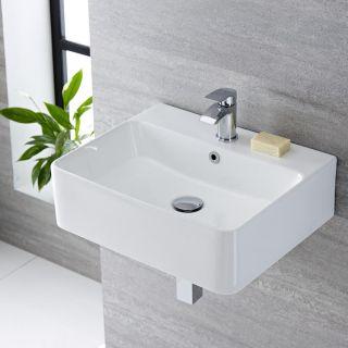 lavabos suspendus muraux de design