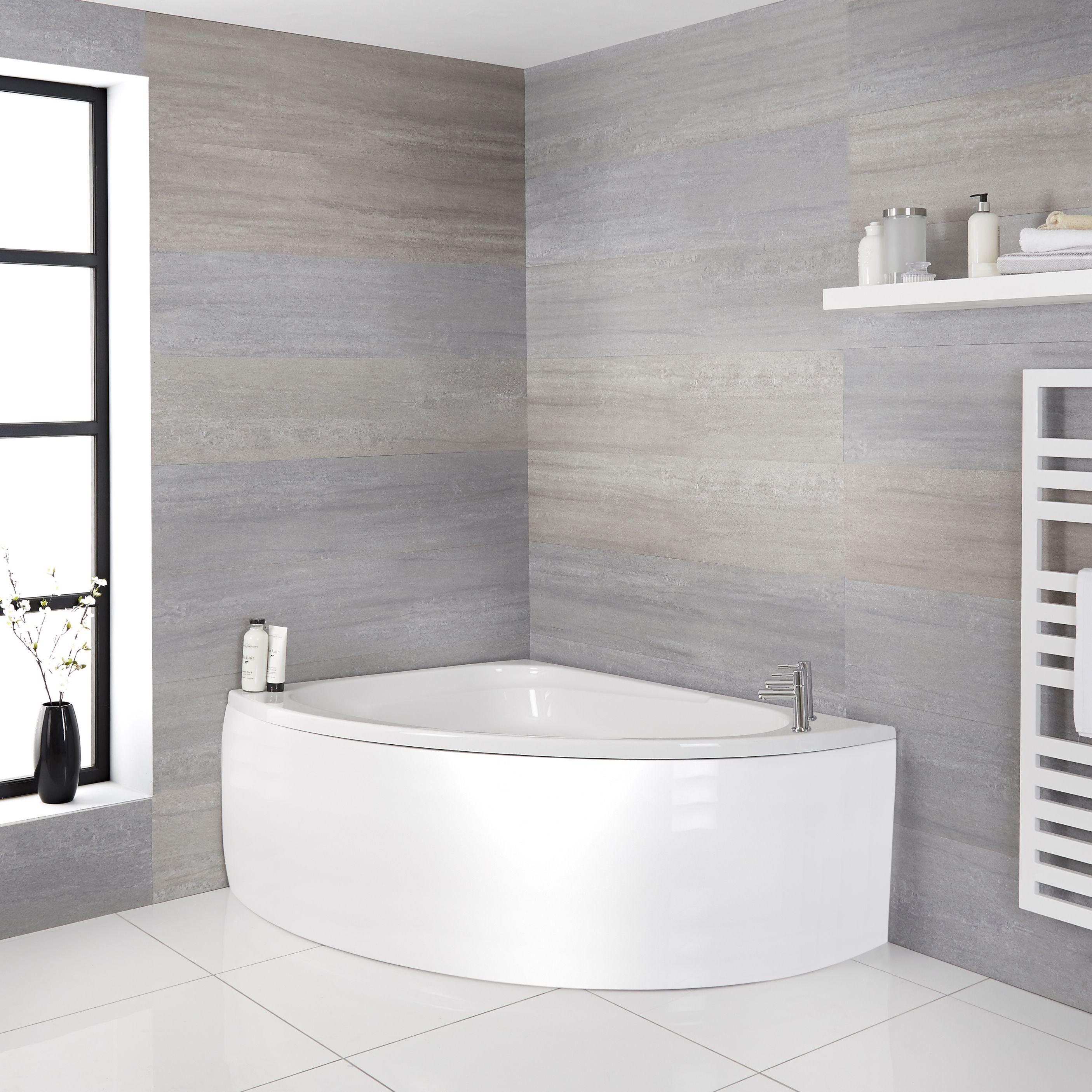 baignoire d angle gauche 150x102cm