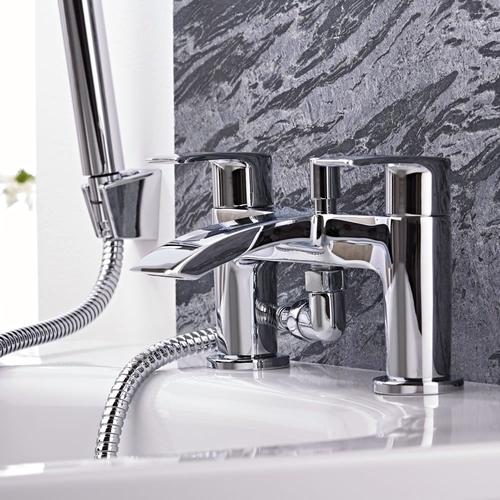 robinetterie baignoire et bain douche