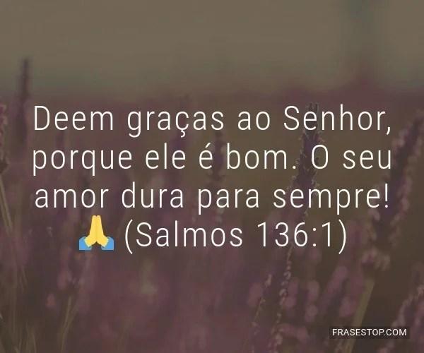 Salmos 136:1