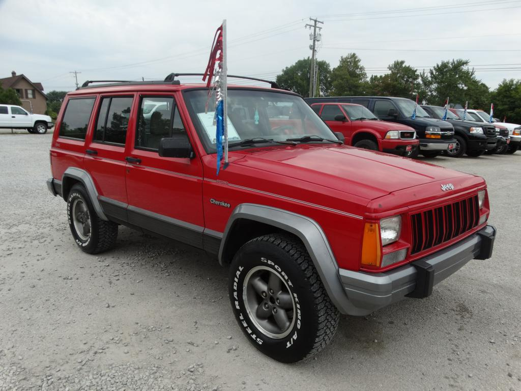 1996 JEEP CHEROKEE COUNTRY For Sale In Medina, OH