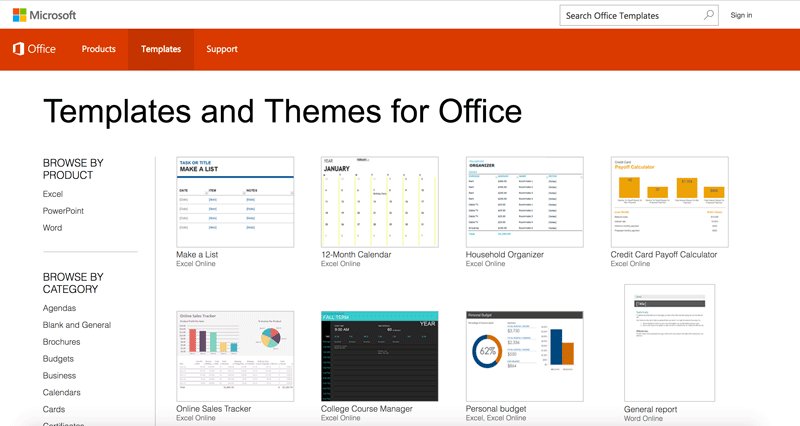 Download Free Ms Powerpoint Templates From Microsoft Office