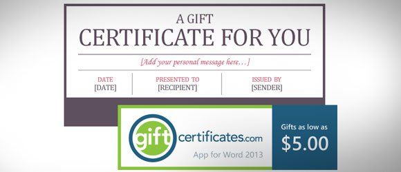 Doc736552 Gift Card Certificate Template 17 Best ideas about – Gift Card Certificate Template