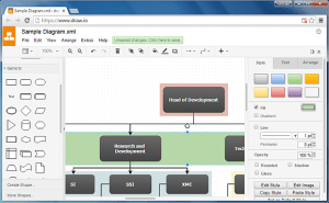 Drawio: Free Online Drawing Software & Flowchart Maker
