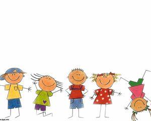 Free Powerpoint Templates Children Free Psychology