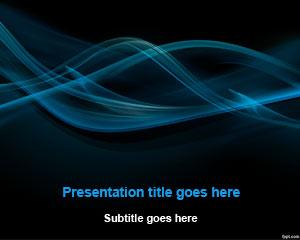 Free Black PowerPoint Templates