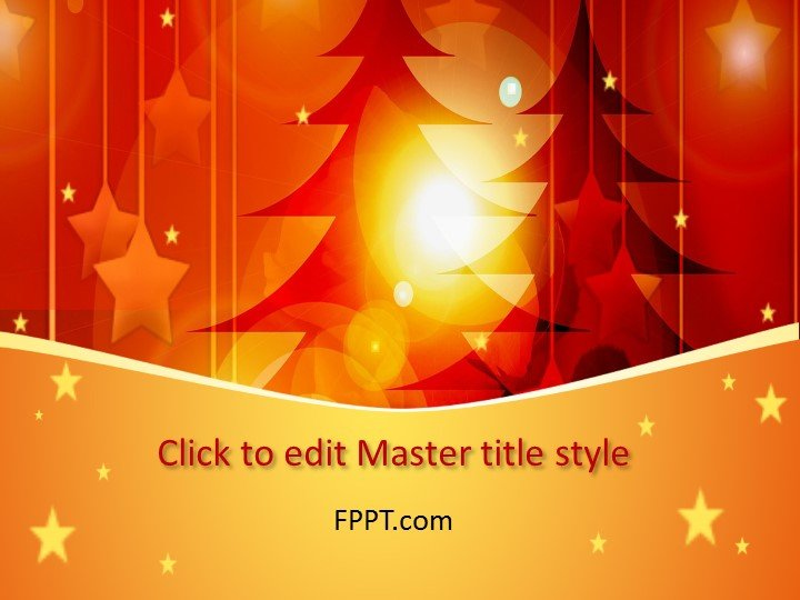 Free New Year PowerPoint Template   Free PowerPoint Templates Free New Year PowerPoint Template