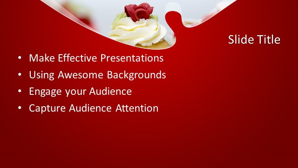 Free Cake Powerpoint Template Free Powerpoint Templates