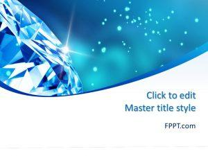 Free Crystal Powerpoint Templates