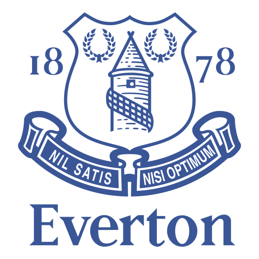 Everton FC Logo PNG Transparent & SVG Vector - Freebie Supply