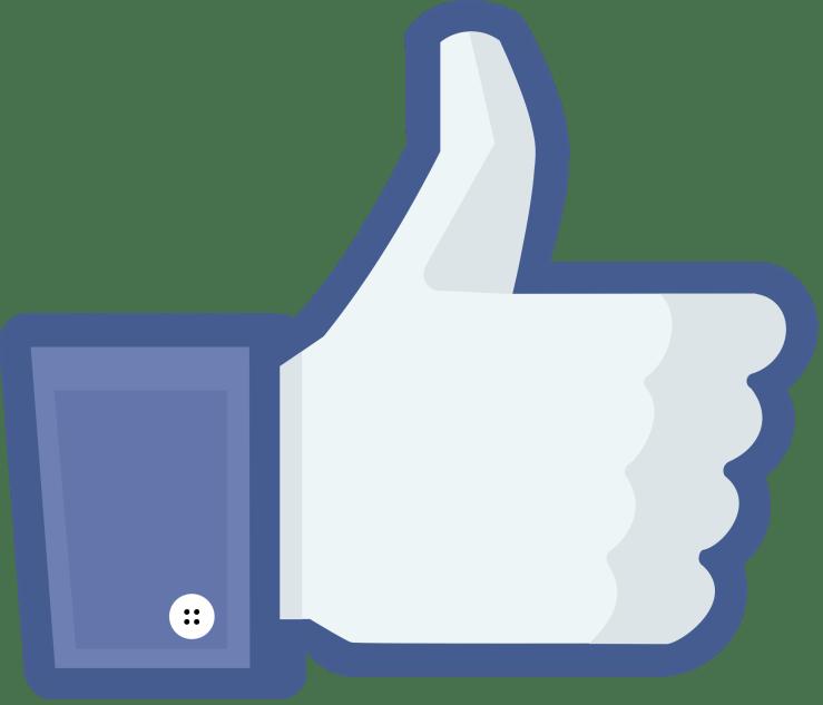 FB like Logo PNG Transparent & SVG Vector - Freebie Supply