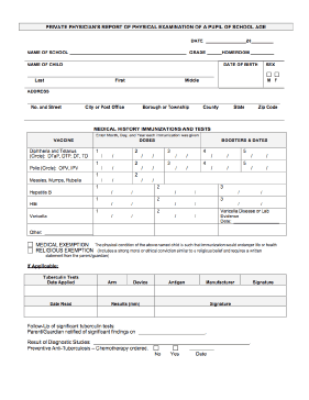 Medical Office Forms
