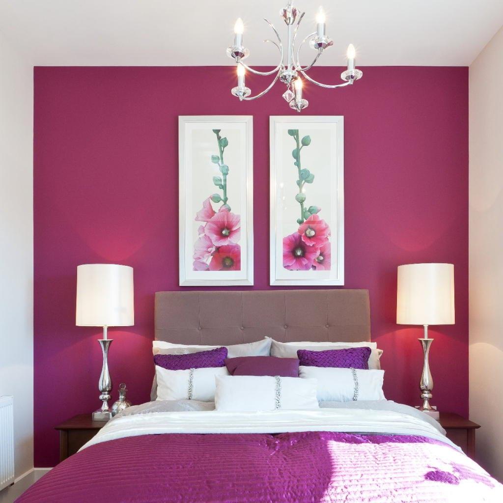 Schlafzimmer Wandfarbe Schlafzimmer Dekorieren FresHouse