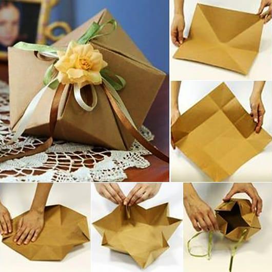 Geschenkverpackung Selber Machen Und Geschenke Kreativ